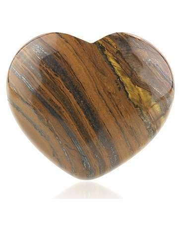 Tijgeroog hart